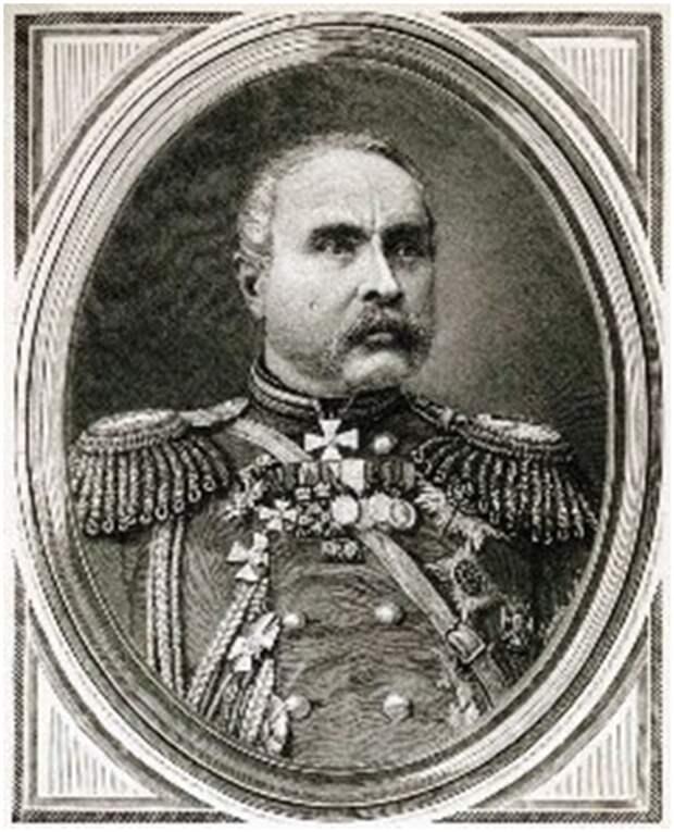 генерал Н. И. Евдокимов