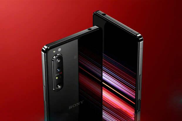 Sony представила новый флагманский смартфон Xperia 1 III с 4K-дисплеем