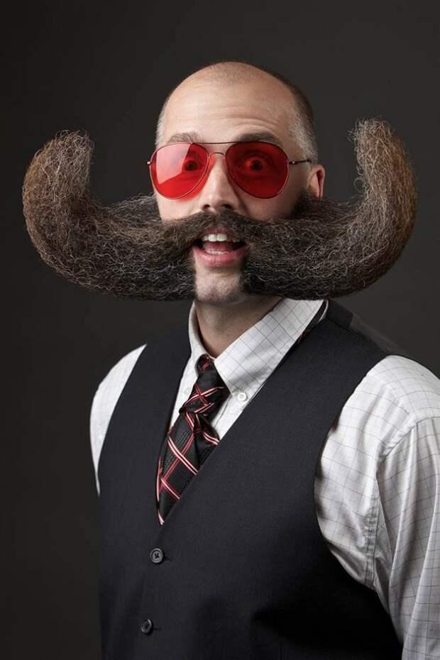 moustaches01 Чемпионат мира по бороде и усам — 2014