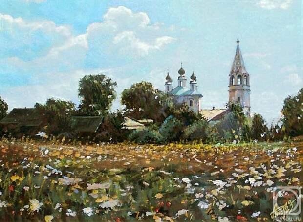 Андрианов Андрей. Лето