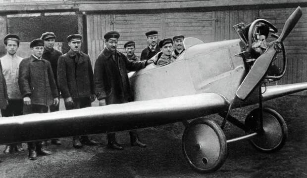 К 130-летию со дня рождения авиаконструктора А.Н. Туполева