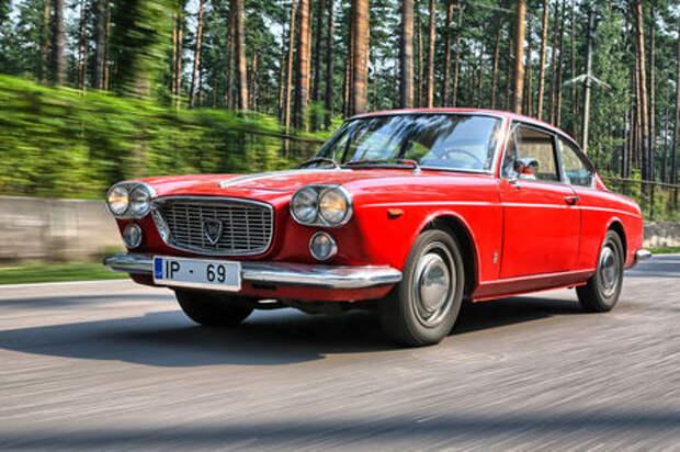 Lancia Flavia: туринская оппозиция