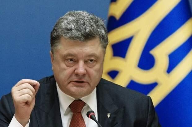 Проснулся. Пётр Порошенко пообещал восстановить поставки электроэнергии в Крым