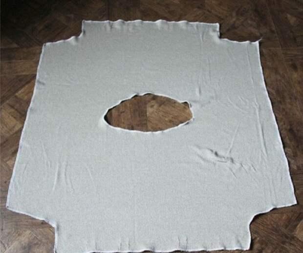 Сногсшибательные модели из одного куска ткани! Для тех кто не умеет кроить