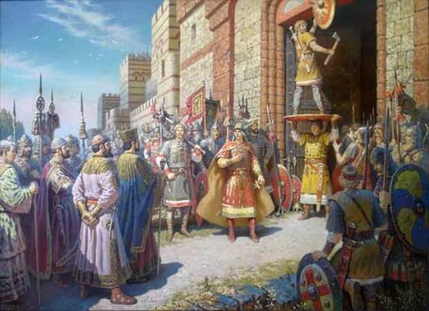 Бузина Олесь. Вымышленная Киевская Русь