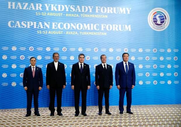 Каспийский экономический форум: более полезен, чем может показаться