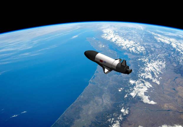 Китай провёл успешные испытания многоразового космического корабля с системой горизонтальной посадки
