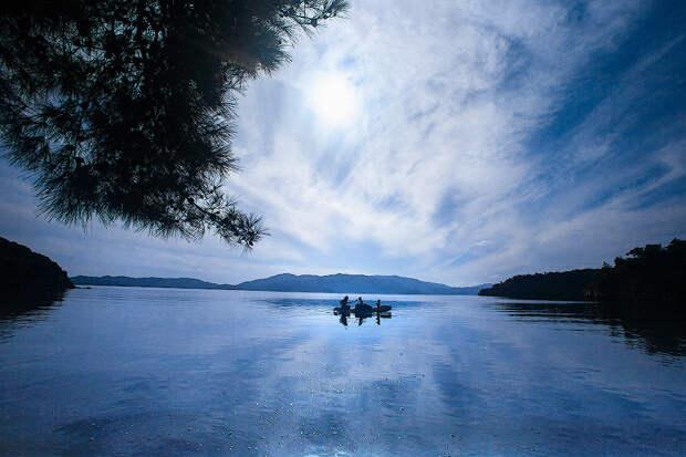 На байдарке по Эгейскому морю