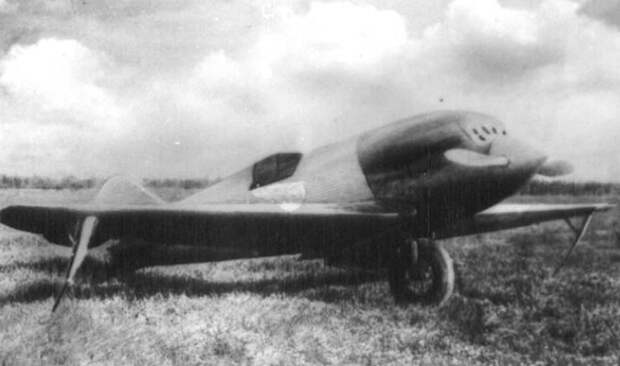 Моноплан Роберт Бартини: как в СССР создали самолет-невидимку