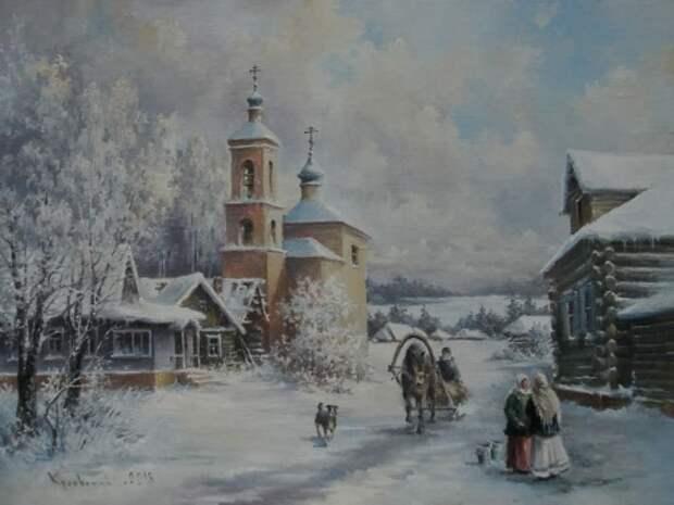 художник Владимир Краевский картины – 05