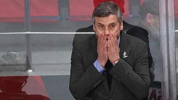Квартальнов — главный неудачник среди тренеров КХЛ. Но в «Ак Барсе» не должны даже думать о его увольнении