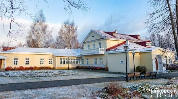 Трехметровая ледяная ёлка появится на территории музея-усадьбы Чайковского в Воткинске