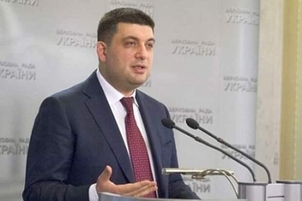 Президент меняет Кличко на Гройсмана