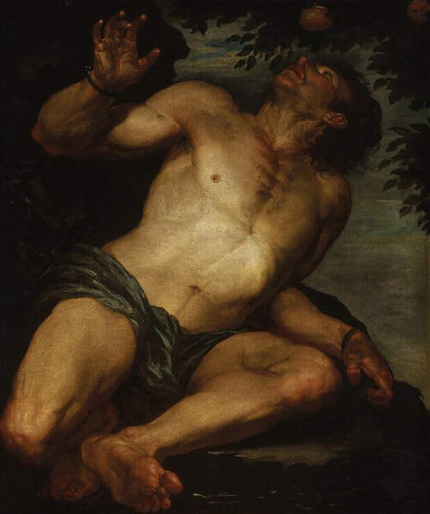 Тантал — Джоаккино Ассерето (1600–1649)