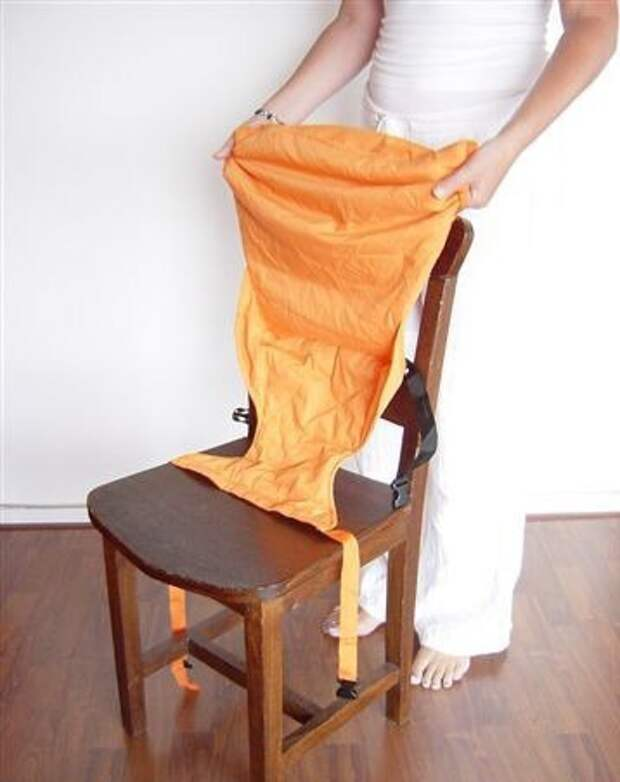 как сшить кенгуру на стул