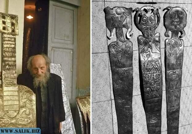 Куда исчезли загадочные артефакты Падре Креспи?