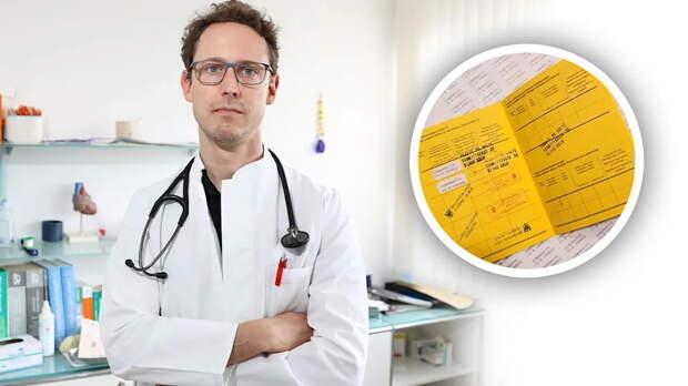В Германии процветает продажа фальшивых паспортов вакцинации