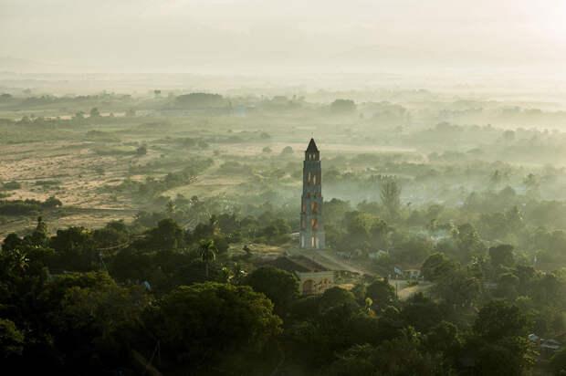 Тринидад – наиболее интересный из «колониальных городов» Кубы