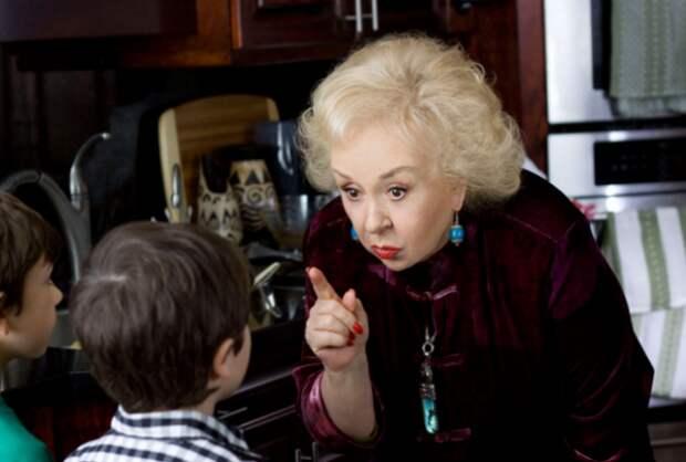 В возрасте 90 лет скончалась известная актриса Дорис Робертс
