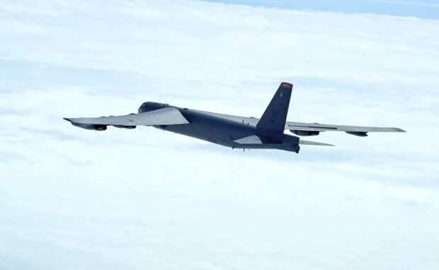 ВВС США отработали удары по России с двух направлений