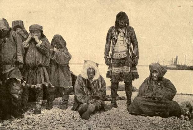 Чернокожие пленницы