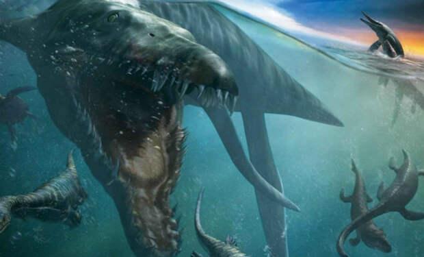 5 титанов древности: динозавры обходили их стороной