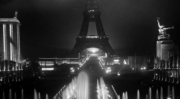 Всемирная выставка, Париж, 1937 год.