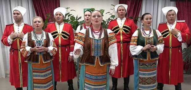 Ансамбль из Белореченска получил Гран-при фестиваля казачьей культуры