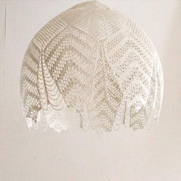 Кружевные арт-объекты Maillo