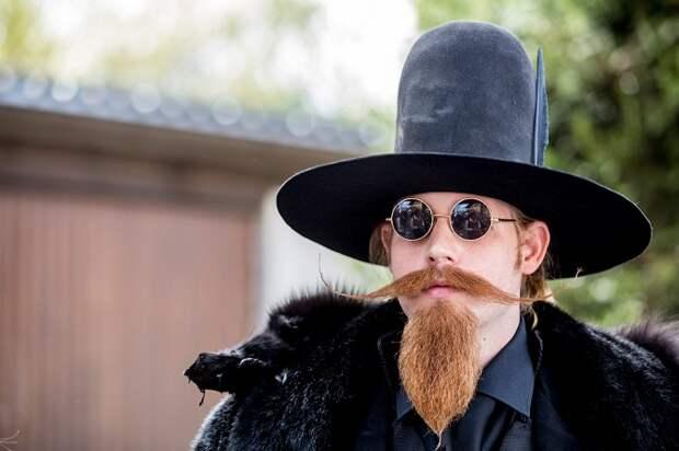 Чемпионат по бородам и усам