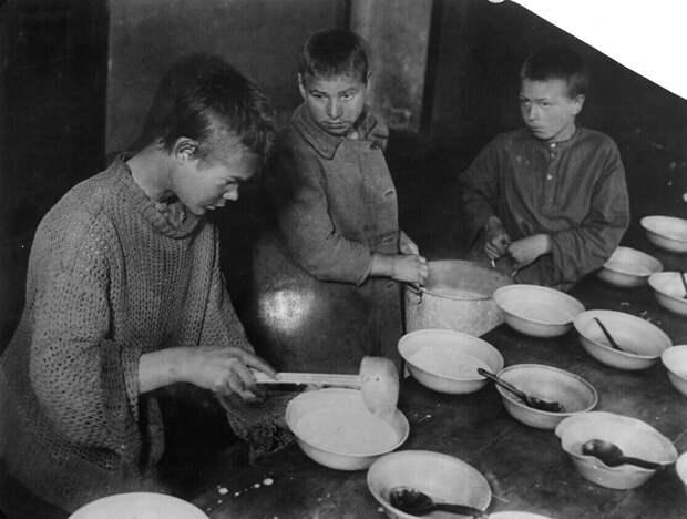 waif11 Советские беспризорники 1920 х годов