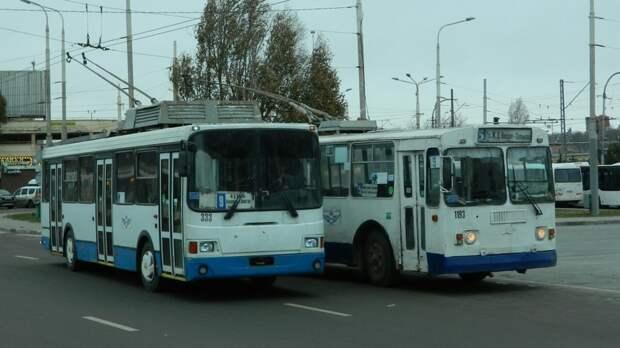 Нанеопределенный срок приостановили работу двух троллейбусных маршрутов вРостове