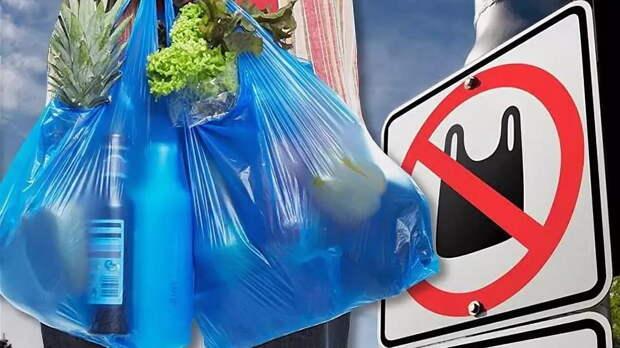 В Танзании за использование пластиковых пакетов установлена уголовная ответственность