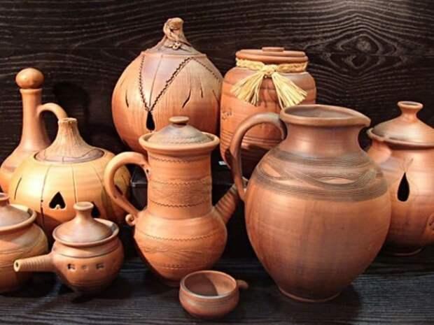 Экопосуда - посуда из натуральных материалов: деревянная посуда