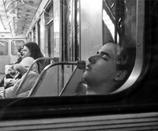 Технология сна в общественном транспорте