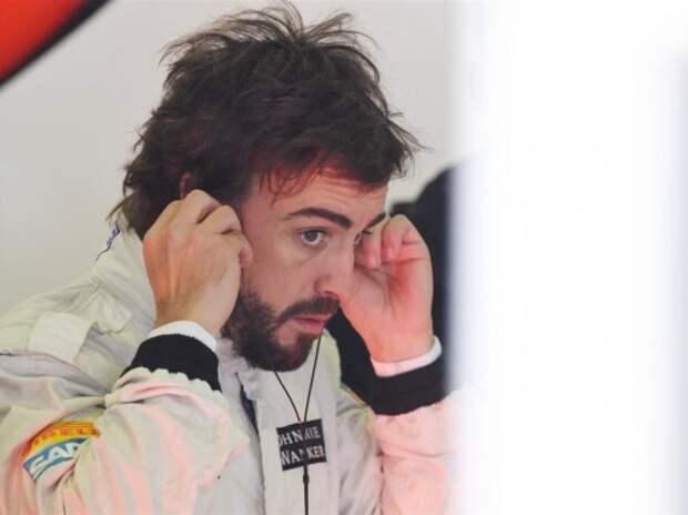 Формула 1: Магнуссен заменит Алонсо