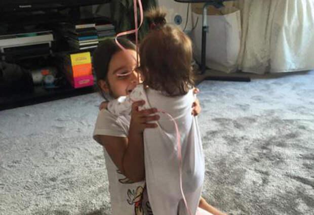 Бородина празднует день рождения дочери без мужа