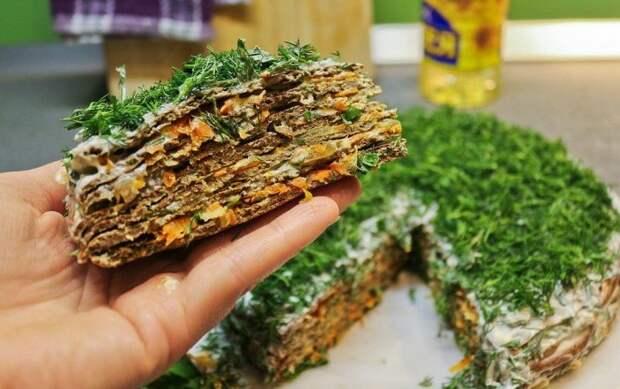 Блюдо, в котором печень переставала быть невкусной. /Фото: sovkusom.ru