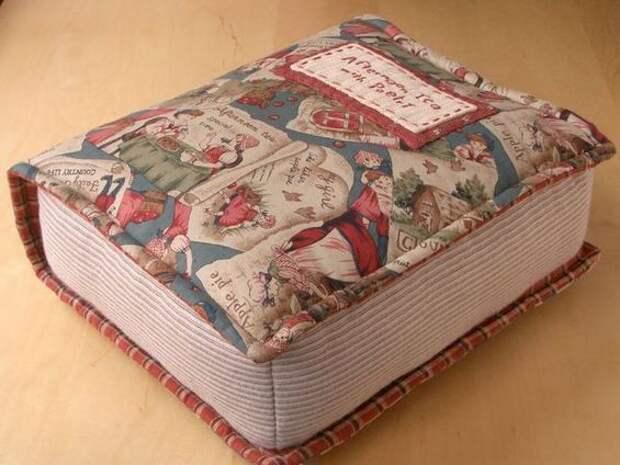 Подушка- книжка