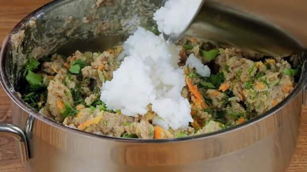 Смешав рис с гречкой, вы приготовите вкуснейший ужин