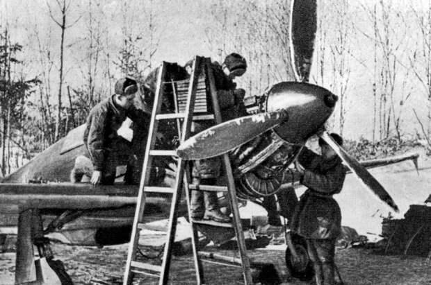 7 декабря – День инженерно-авиационной службы Военно-воздушных сил