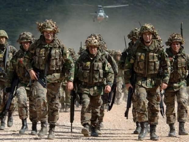 Министр обороны Литвы: бригады пехоты США достаточно, чтобы напугать Россию