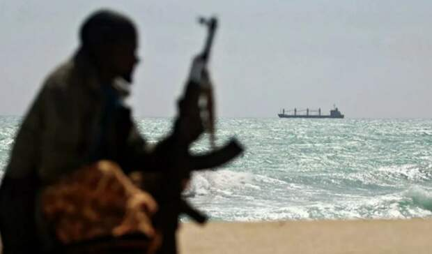 Пиратский разгул вГвинейском заливе