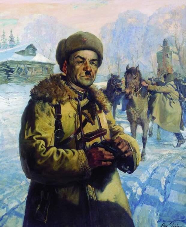 1 января 1893 года родился Иван Панфилов