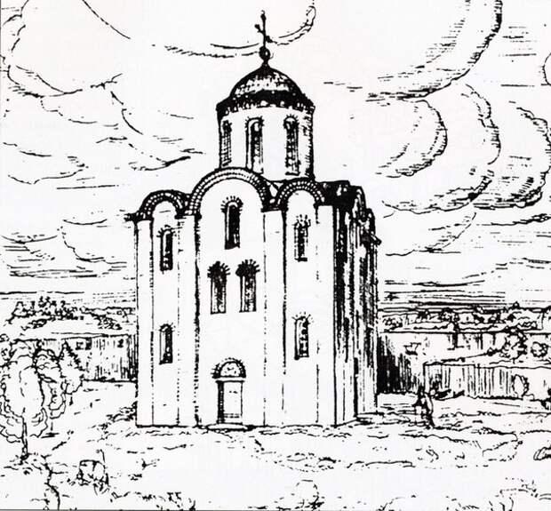 Исторический остров Перынь.