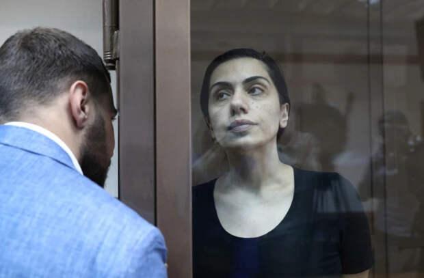 Суд отказался смягчить приговор Цуркан по делу о шпионаже