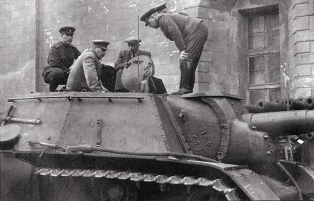 Что делал Верховный в окопах мировой войны?