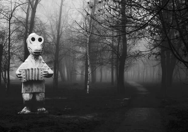 Осенние стихи-депрессяшки