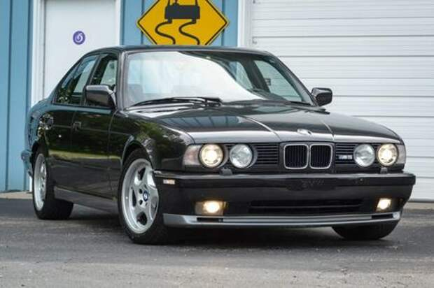 Демон с секретом: что таит в себе классический BMW M5