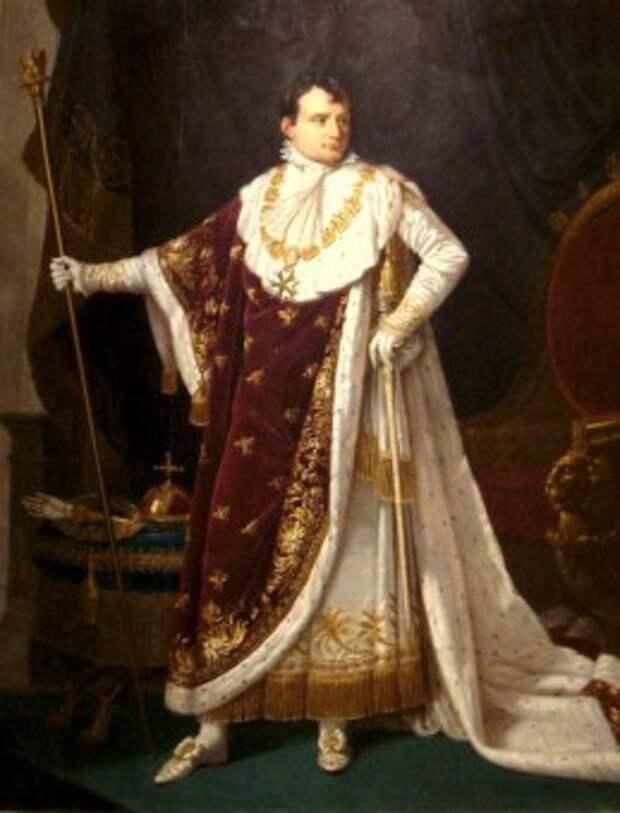Фото: взлёт и падение Наполеона Бонапарта